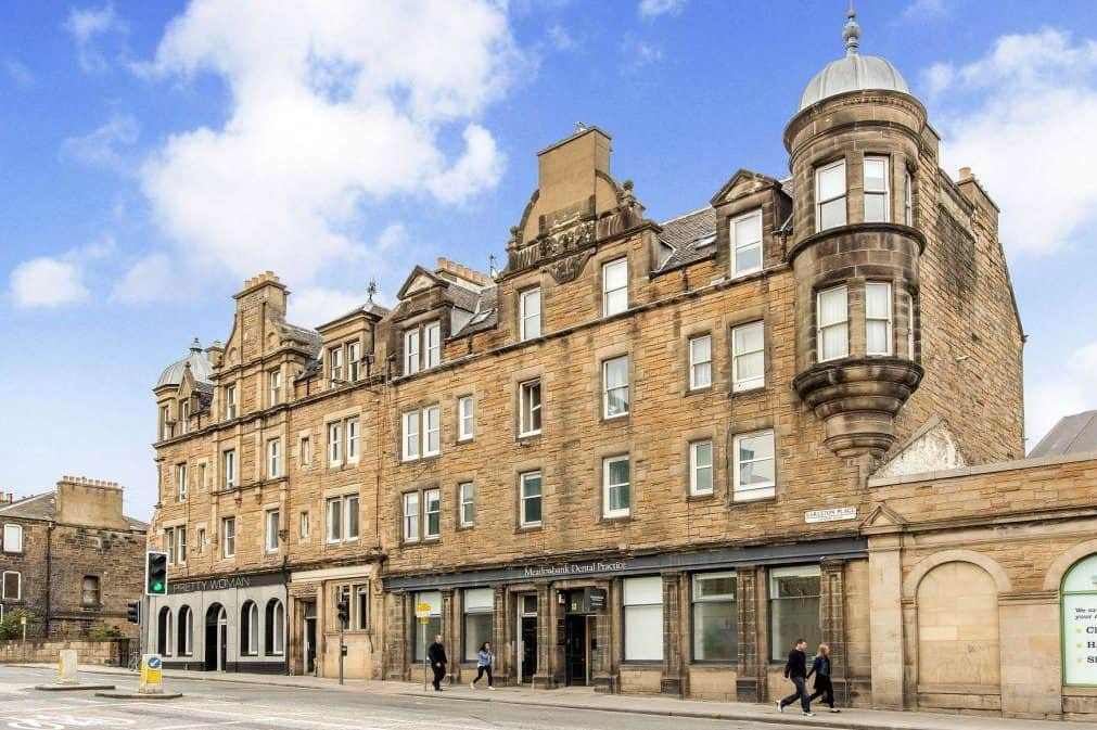 14 2F4 Earlston Place, Edinburgh, EH7 5SU