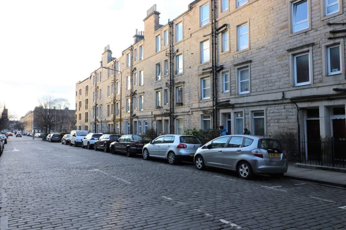 83/11 Iona Street, Edinburgh, EH6 8RP