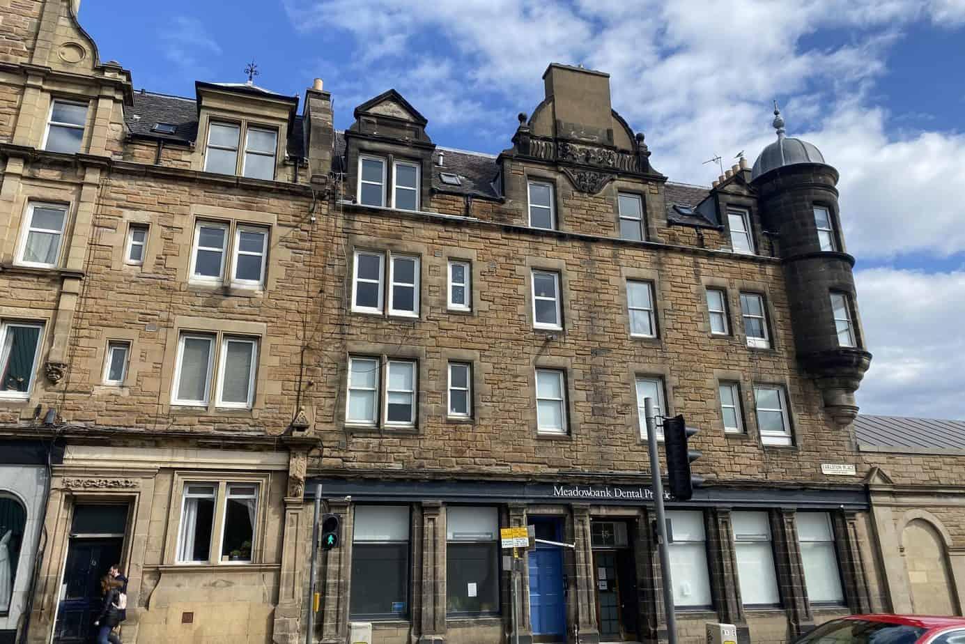 14 2f3 Earlston Place, Edinburgh EH7 5SU