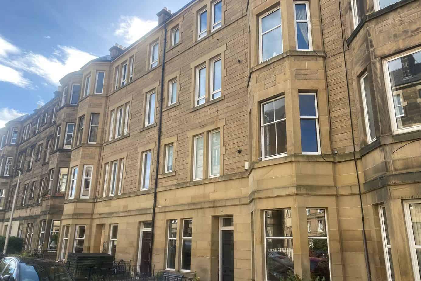 6/5 Ogilvie Terrace, Edinburgh, EH11 1NR